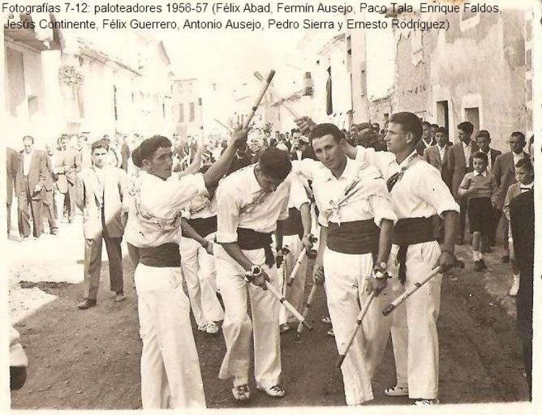 Cortes. 1956-57. Pasacalles. R. Madurga