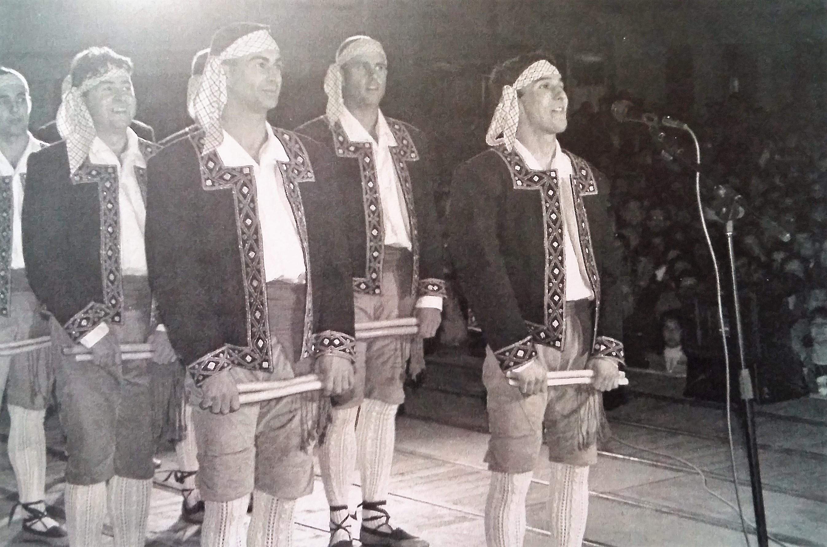 Paloteado de Ablitas. 1996. Cortesías.