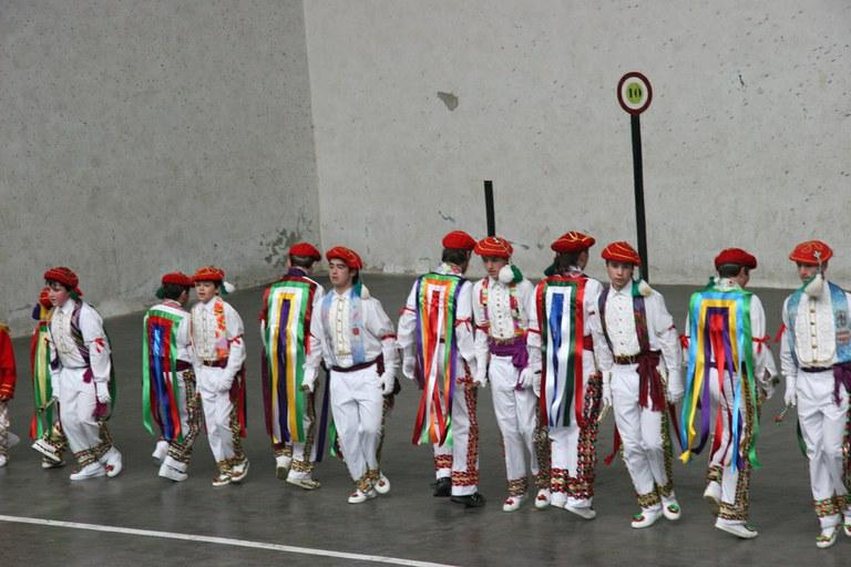Luzaide, 2009. Arg.:Iñaki Zugasti